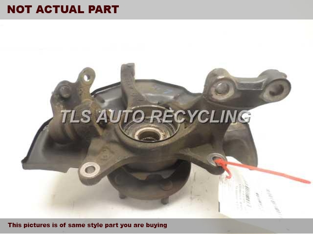 2006 Toyota Sienna Spindle Knuckle, Fr. DRIVER FRONT KNUCKLE 43212-08010