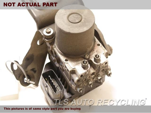 2011 Toyota Sienna Abs Pump. 3.5L,ACTUATOR AND PUMP ASSEMBLY, 6