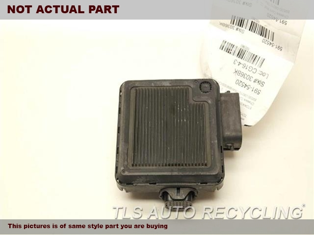2011 Toyota Sienna Chassis Cont Mod. TRANSMSSION COMPUTER 89530-08010