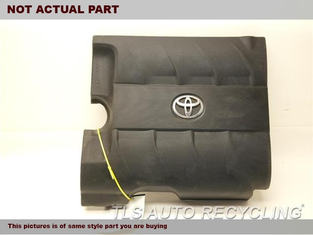 2011 Toyota Sienna . ENGINE COVER 11209-0P051
