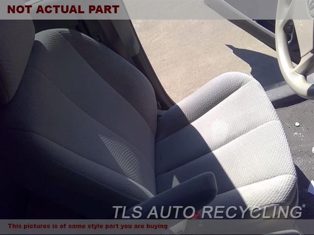 GREY DRIVER FRONT CLOTH SEAT