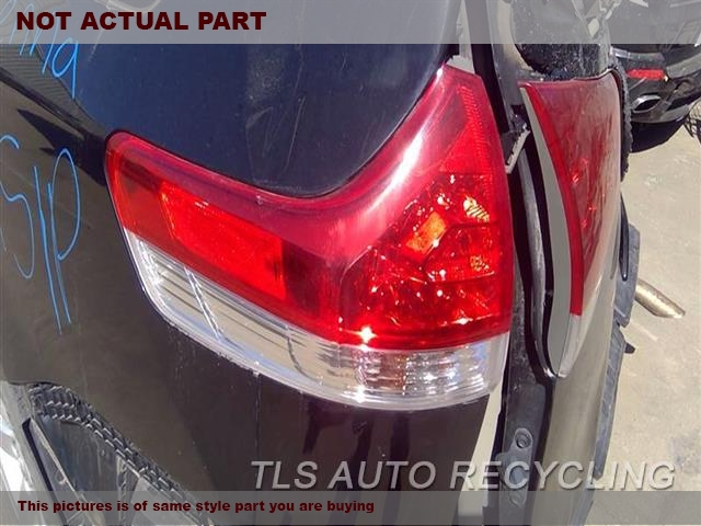 DRIVER QUARTER TAIL LAMP 81560-08030