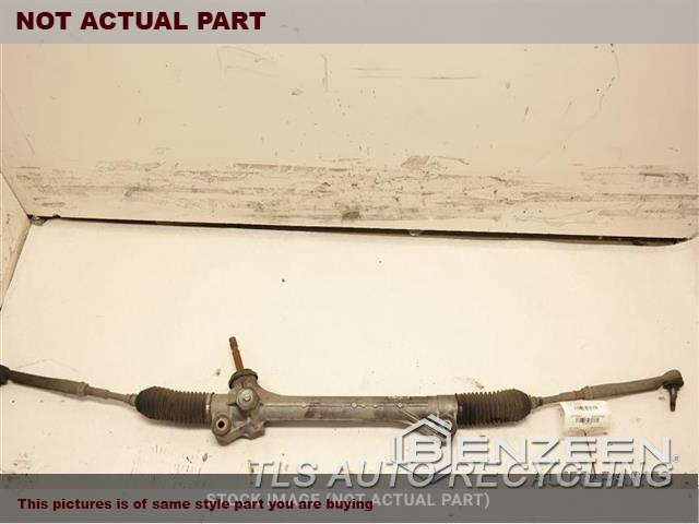 3.5L,POWER RACK AND PINION, 6 CYLIN
