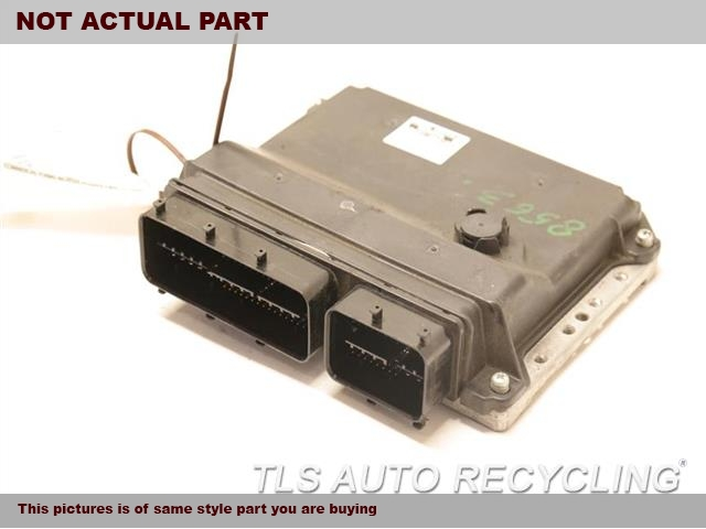 2016 Toyota Sienna Eng/Motor Cont Mod. 89661-08410 ENGINE CONTROL COMPUTER