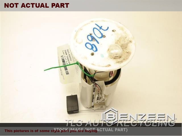 2011 Toyota Sienna Fuel Pump  3.5L,PUMP ASSEMBLY, 6 CYLINDER