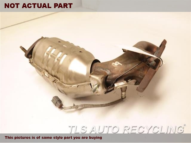 FRONT EXHAUST MANIFOLD 17150-0P250