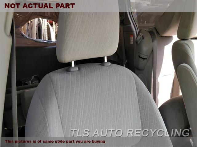 GRAY PASSENGER FRONT CLOTH SEAT