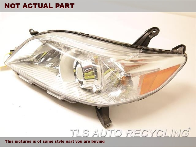DRIVER HEADLAMP COMPLETE 81150-08030