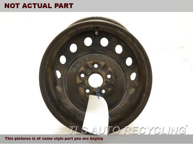 2006 Toyota Sienna Wheel. 16X6 1/2 STEEL WHEEL