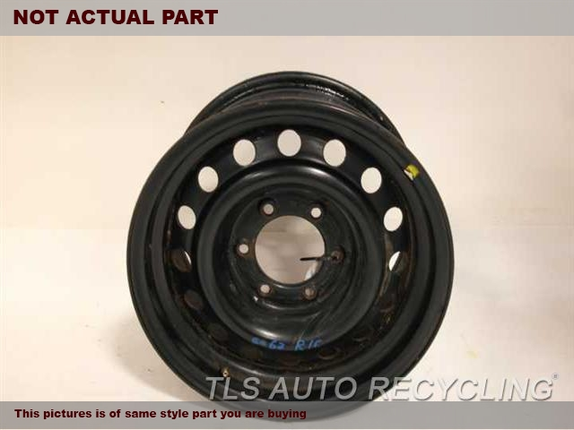 15X7 STEEL WHEEL WITH TIRE