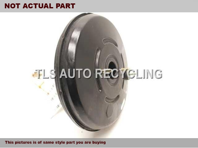 2006 Toyota Tacoma Brake Booster. POWER BRAKE BOOSTER 44610-04150