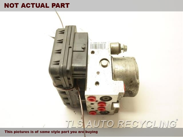 ACTUATOR AND PUMP ASSEMBLY,