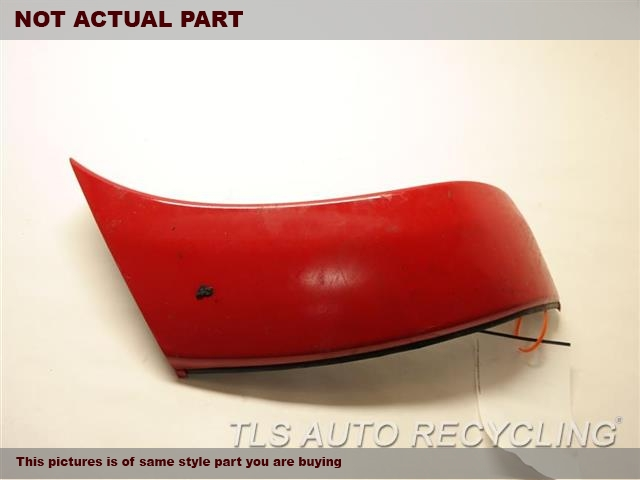 2006 Toyota Tacoma Fender Flare. 75871-04030SILVER DRIVER SIDE FENDER FLARE