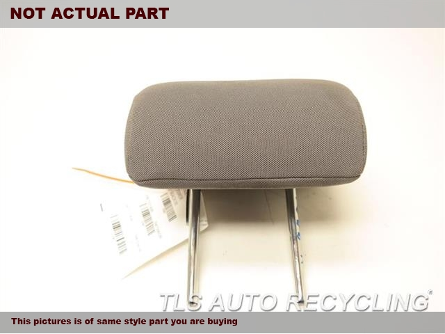 2006 Toyota Tacoma Headrest. 71910-AD030-B0GRAY FRONT CLOTH HEADREST
