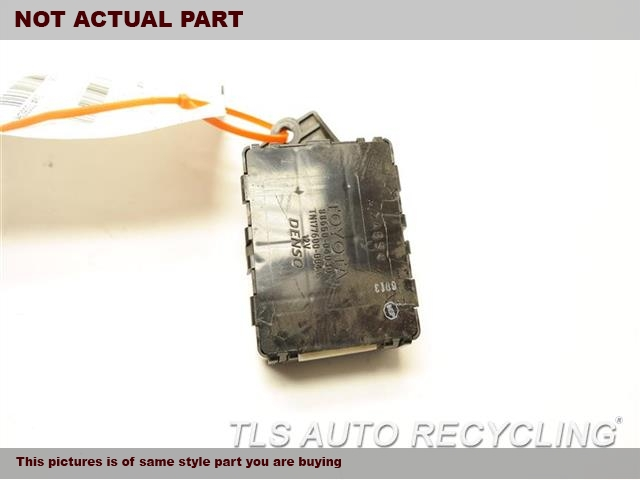 2006 Toyota Tacoma Misc Electrical. COMPUTER  89581-7101089580-35010 DRIVER AIR INJECTION