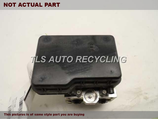 4.0L,ACTUATOR AND PUMP ASSEMBLY,4X2