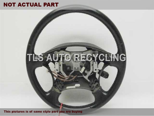 2007 toyota tacoma steering wheel car parts tls auto recycling. Black Bedroom Furniture Sets. Home Design Ideas