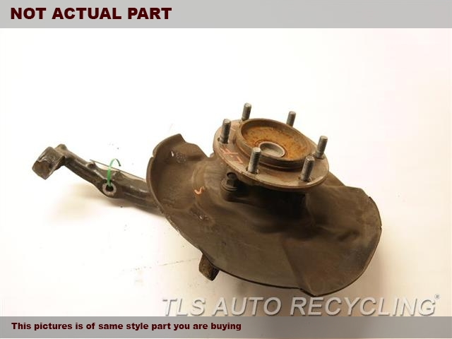 2016 Toyota Tacoma Spindle Knuckle, Fr. DRIVER FRONT KNUCKLE