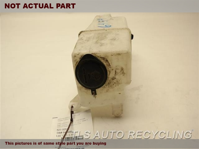 2013 Toyota Tacoma Wash Reservoir Assy. WASHER RESERVOIR 85315-04090