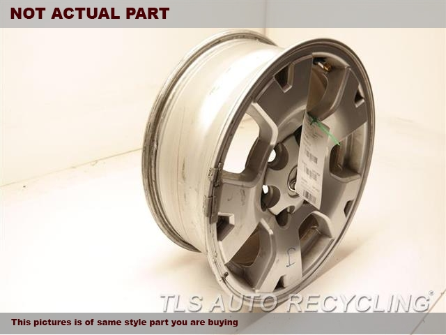 16X7 ALLOY 5 SPOKE WHEEL
