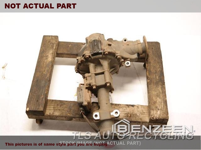 2007 Toyota FJ Cruiser Rear differential. 4.0L,FRONT AXLE, 3.73 RATIO (AT)