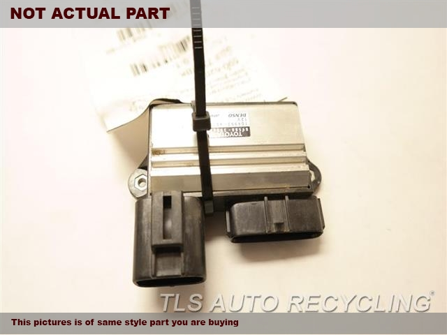 2013 Toyota Tundra Eng/Motor Cont Mod. 89581-60010 AIR INJECTOR DRIVER CTRL