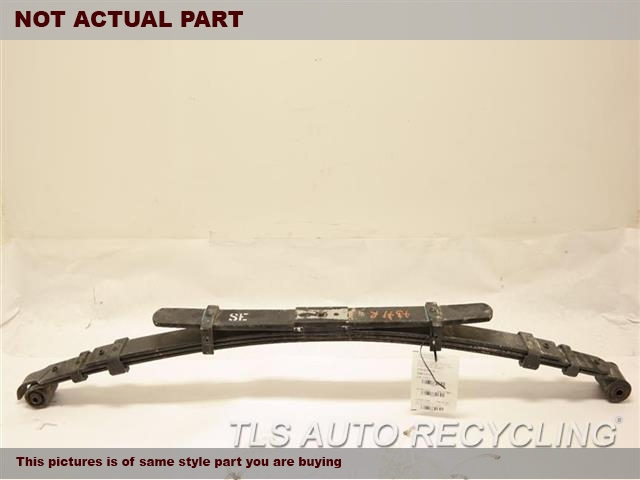 2006 Toyota Tacoma Leaf Spring Rear. 48210-04660 HAS RUST PASSENGER REAR LEAF SPRING