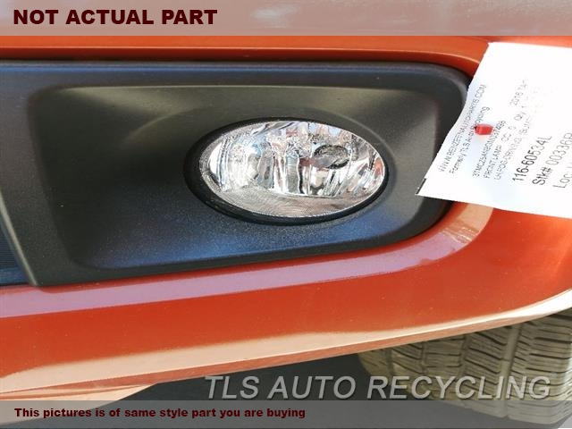 2015 Toyota Corolla Front Lamp. LH,FOG-DRIVING, (BUMPER MOUNTED), L