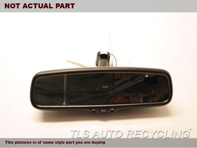 2016 Toyota Tacoma Rear View Mirror Interior. BLK,AUTOMATIC DIMMING, W/O GARAGE