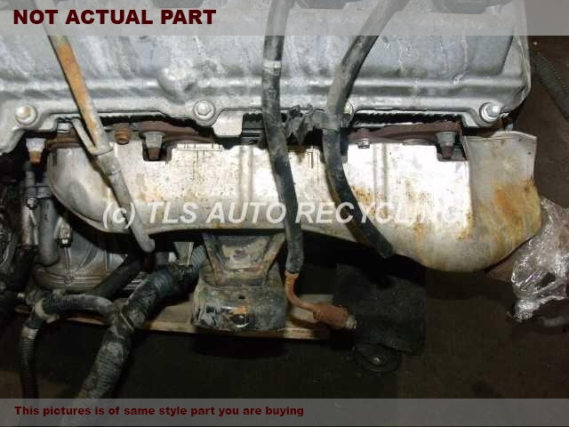 2003 Toyota Sequoia Exhaust Manifold. DRIVER EXHAUST MANIFOLD 17105-50151