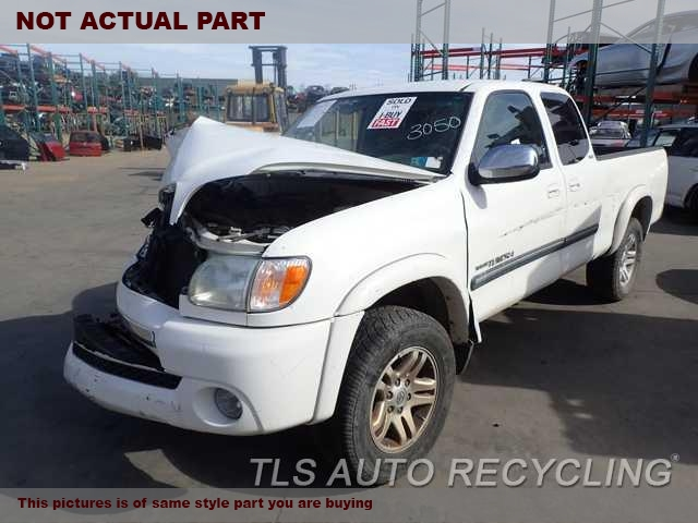Used Oem Toyota Tundra Parts Tls Auto Recycling