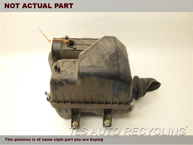 2004 Toyota Tundra Air Cleaner. AIR CLEANER BOX 17700-0F021