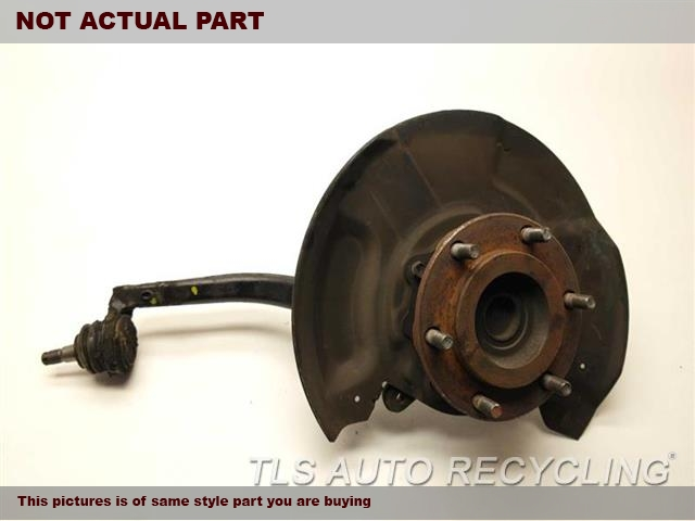 2004 Toyota Tundra Spindle Knuckle, Fr. 43202-34030 43502-0C010DRIVER FRONT KNUCKLE W/HUB