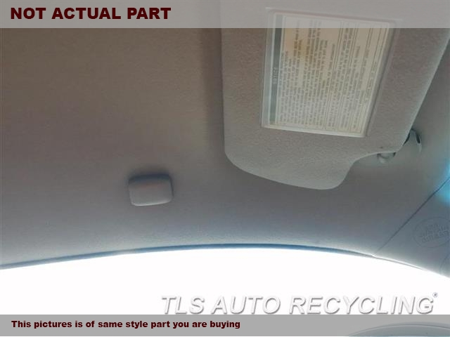 2007 Toyota Tundra Air Bag. LH,DRIVER, ROOF, EXTENDED CAB
