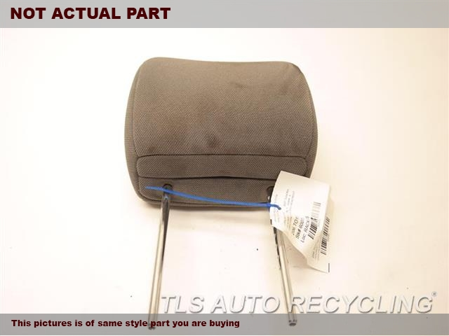 2007 toyota tundra headrest 71940 0c160 b0gray rear for Outer cloth