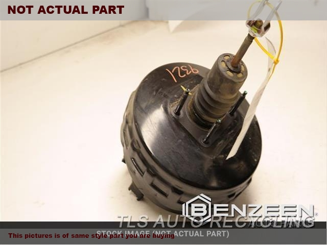 2014 Toyota Tundra Brake Booster. 5.7L,(VACUUM), 8 CYLINDER, EXTENDED