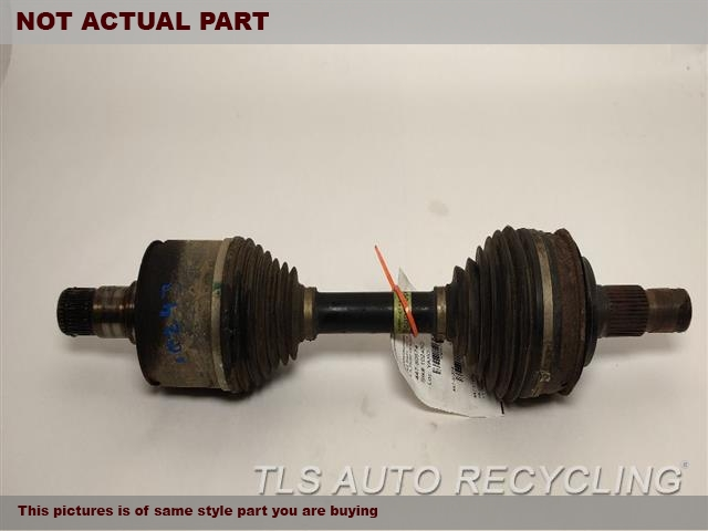 2014 Toyota Tundra Axle Shaft. RH,5.7L,FRONT AXLE, OUTER ASSEMBLY