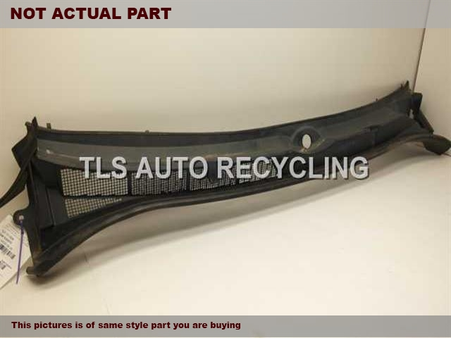 2008 Toyota Tundra Cowl Vent Panel. COWL VENT PANEL 55708-0C050