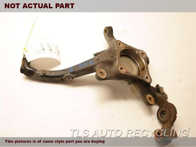 2013 Toyota Tundra Spindle Knuckle, Fr. PASSENGER FRONT KNUCKLE 43211-0C012
