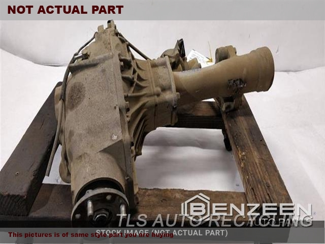 2014 Toyota Tundra Rear differential. 5.7L,FRONT AXLE, (8 CYLINDER), 5.7L