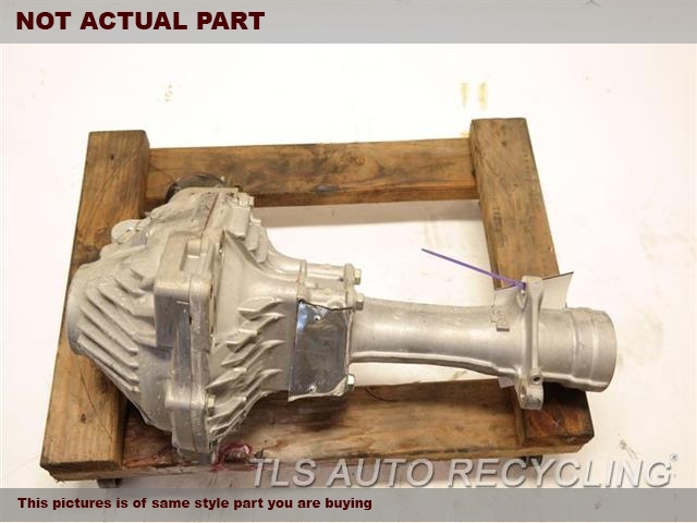 2008 Toyota Sequoia Rear differential. FRONT DIFFERENTIAL  RATIO: 4.30