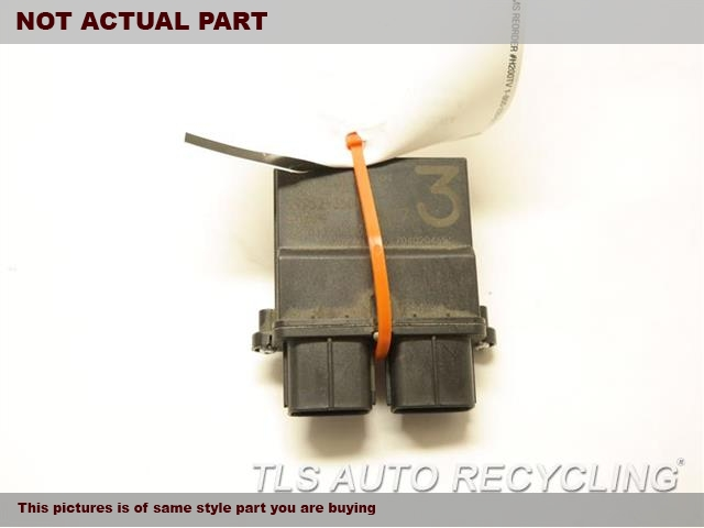 2007 Toyota RAV 4 Chassis Cont Mod. 89952-35011 OCCUPANT DETECTION UNIT