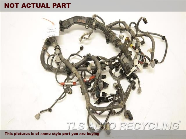 2013 toyota tundra engine wire harness 82121 0251 used. Black Bedroom Furniture Sets. Home Design Ideas