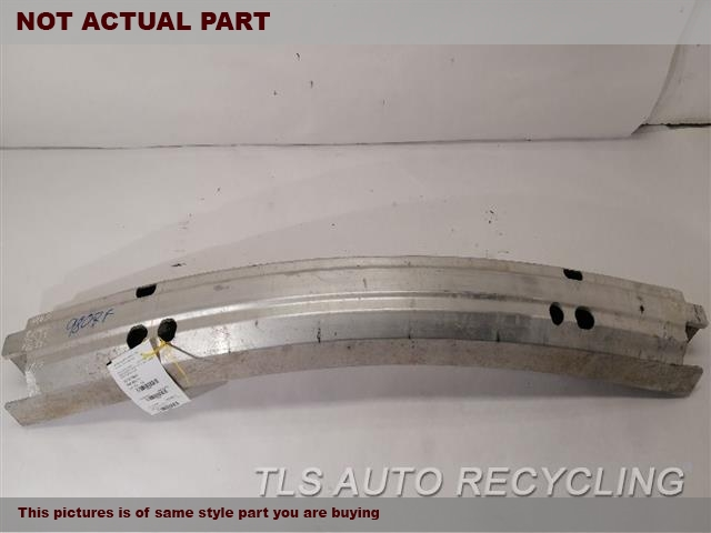 2011 Toyota Tundra Bumper Reinforcement, Front. old Loc:1S1 user:IGOR notes:REPLACEMENT STK#00143B -- old Loc:1S1 user:ARAMREINFORCEMENT BAR