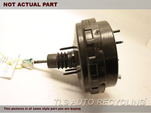 2013 Toyota Tundra Brake Booster. POWER BRAKE BOOSTER 44610-0C090