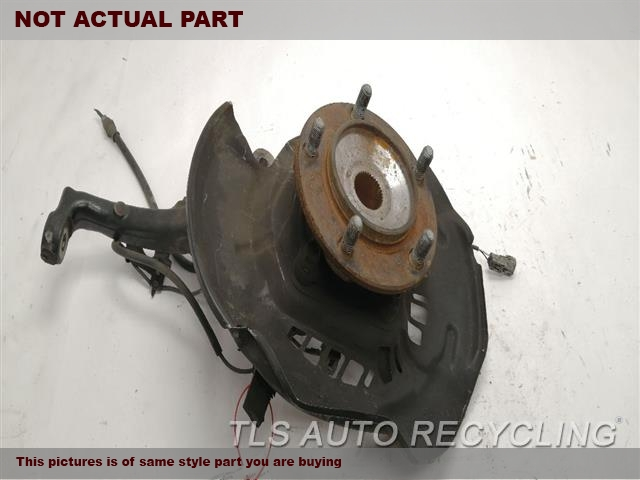 2007 Toyota Tundra Spindle Knuckle, Fr. LH
