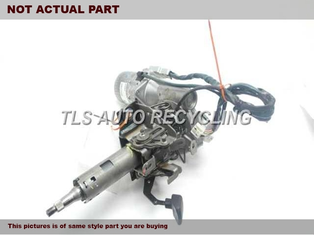 2012 Toyota Venza Steering Column. DASH SHIFT,CONVENTIONAL IGNITION