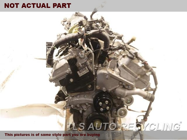 2010 Toyota Venza Engine Assembly