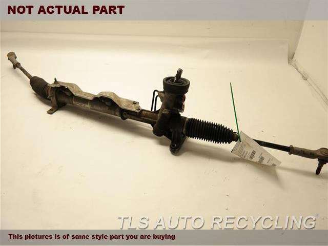 2013 Volkswagen Passat Steering Gear Rack  POWER RACK AND PINION, W/O SERVO