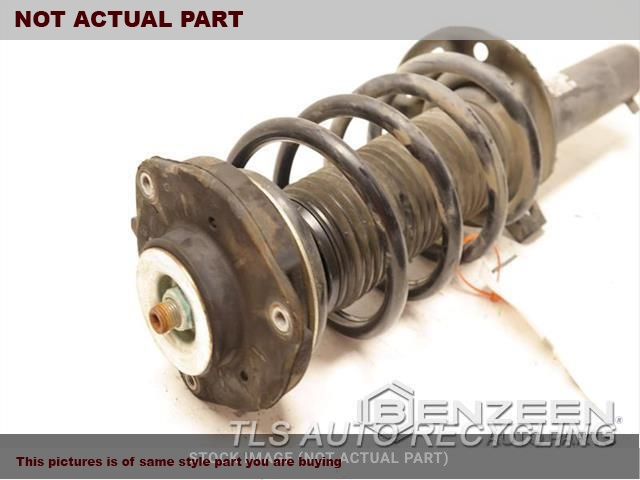 2012 Volkswagen CC VOLKS Strut. FRONT, W/O ELECTRONIC SUSPENSION CO
